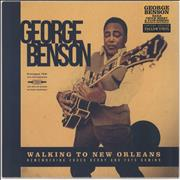 Click here for more info about 'George Benson - Walking to New Orleans - 180gram Yellow Vinyl - Sealed'