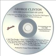 Click here for more info about 'George Clinton - George Clinton And His Gangsters Of Love'