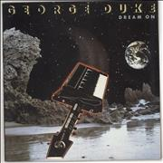 Click here for more info about 'George Duke - Dream On - Promo stamped'