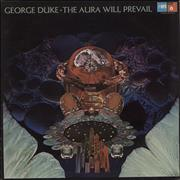 Click here for more info about 'George Duke - The Aura Will Prevail - EX'