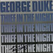 Click here for more info about 'George Duke - Thief In The Night - Autographed'