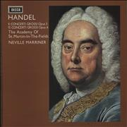 Click here for more info about 'George Frideric Handel - Concerti Grossi Opus 3 And Opus 6'