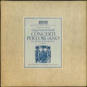 Click here for more info about 'George Frideric Handel - Concerti Per L'Organo'