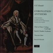 Click here for more info about 'George Frideric Handel - Coronation Anthems'