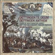 Click here for more info about 'George Frideric Handel - Dettingen Te Deum / Dettingen Anthem'