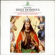 Click here for more info about 'George Frideric Handel - Dixit Dominus / Coronation Anthem No. 1'