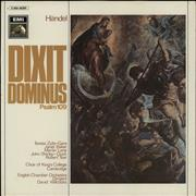 Click here for more info about 'George Frideric Handel - Dixit Dominus Psalm 109'