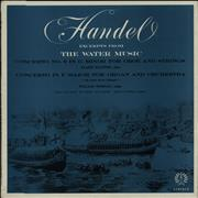 Click here for more info about 'George Frideric Handel - Excerpts From Water Music'
