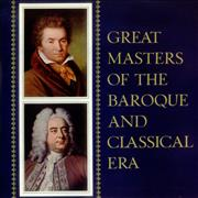 Click here for more info about 'George Frideric Handel - Great Masters of the Baroque and Classical Era'
