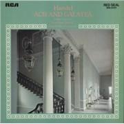 George Frideric Handel Handel: Acis & Galatea UK vinyl box set
