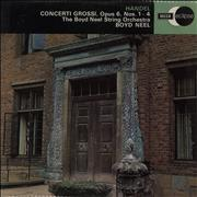 Click here for more info about 'George Frideric Handel - Handel: Concerti Grossi, Opus 6, Nos. 1-4'