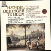 Click here for more info about 'George Frideric Handel - Handel: Dettinger Te Deum'