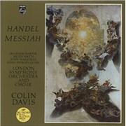 George Frideric Handel Handel: Messiah Netherlands vinyl box set