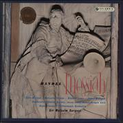 George Frideric Handel Handel: Messiah UK vinyl box set