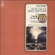 Click here for more info about 'George Frideric Handel - Handel: Music For The Royal Fireworks / Concerto For Double Orchestra No.1 in B Flat Major'