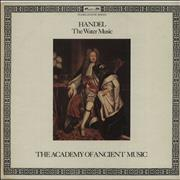 Click here for more info about 'The Academy Of Ancient Music - Handel: The Water Music'