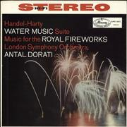 Click here for more info about 'George Frideric Handel - Handel-Harty: Water Music Suite & Music For The Royal Fireworks'