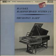 Click here for more info about 'George Frideric Handel - Harpsichord Suites Nos. 1-4'