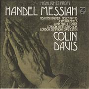 Click here for more info about 'George Frideric Handel - Highlights From Messiah'