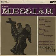 Click here for more info about 'George Frideric Handel - Messiah - EX'