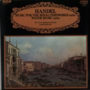 Click here for more info about 'George Frideric Handel - Music For The Royal Fireworks Suite & Water Music Suite'