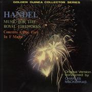 Click here for more info about 'George Frideric Handel - Music For The Royal Fireworks / Concerto A Due Cori in F Major'