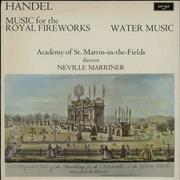 Click here for more info about 'George Frideric Handel - Music For The Royal Fireworks / Water Music'