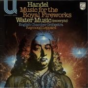 Click here for more info about 'George Frideric Handel - Music For the Royal Fireworks / Water Music (Excerpts)'
