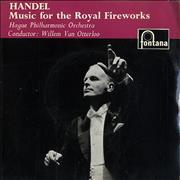 Click here for more info about 'George Frideric Handel - Music For the Royal Fireworks'