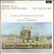 Click here for more info about 'George Frideric Handel - Music For The Royal Fireworks & Water Music'