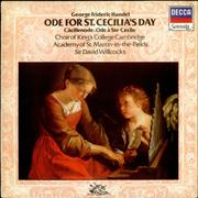 Click here for more info about 'George Frideric Handel - Ode for St. Cecilia's Day'