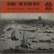 Click here for more info about 'George Frideric Handel - The Water Music'