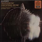 Click here for more info about 'George Frideric Handel - Water Music / Royal Fireworks Music'