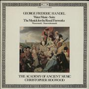 Click here for more info about 'George Frideric Handel - Water Music Suite / The Musick For The Royal Fireworks'