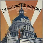 Click here for more info about 'George Gershwin - Of Thee I Sing/ Let 'Em Eat Cake'