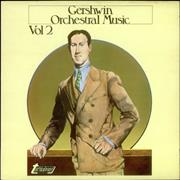 Click here for more info about 'George Gershwin - Orchestral Music:  Vol. 2 - Test Pressing'