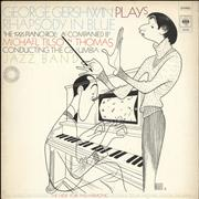 Click here for more info about 'George Gershwin - Plays Rhapsody In Blue - Quad'