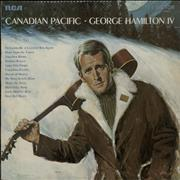 George Hamilton IV Canadian Pacific UK vinyl LP