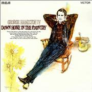George Hamilton IV Down Home In The Country UK vinyl LP