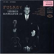 George Hamilton IV Folksy USA vinyl LP