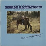 George Hamilton IV Forever Young UK vinyl LP