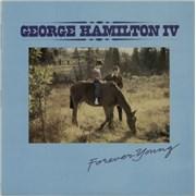 George Hamilton IV Forever Young UK vinyl LP