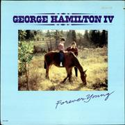 George Hamilton IV Forever Young USA vinyl LP