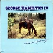 George Hamilton IV Forever Young USA vinyl LP