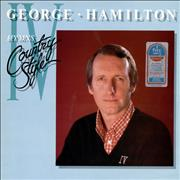 George Hamilton IV Hymns Country Style UK vinyl LP