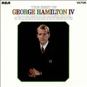 George Hamilton IV The Best Of George Hamilton IV UK vinyl LP