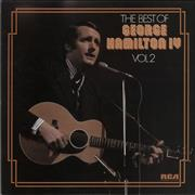 George Hamilton IV The Best Of George Hamilton IV Vol. 2 UK vinyl LP
