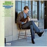 George Hamilton IV Travelin' Light UK vinyl LP