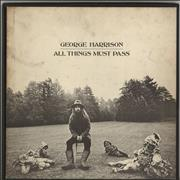 Click here for more info about 'George Harrison - All Things Must Pass - Complete - VG'