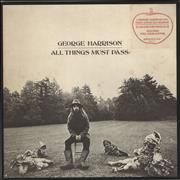 Click here for more info about 'George Harrison - All Things Must Pass - Complete - Stickered'